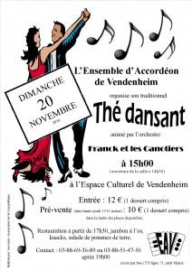 affiche the dansant_2016