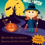 affiche halloween 2017