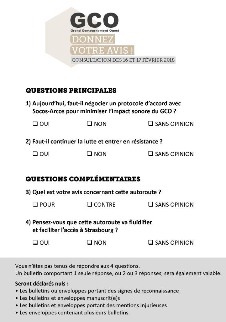 BULLETIN - GCO-REFERENDUM