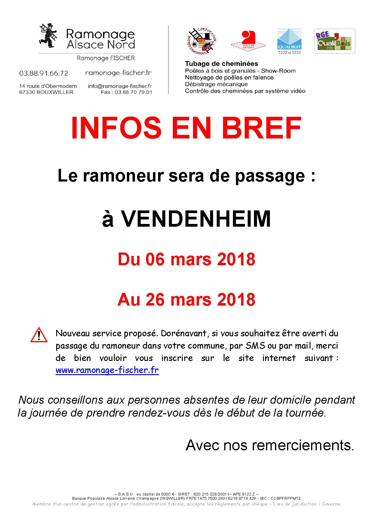 C info mairie VENDENHEIM