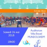 concert des vents 2018