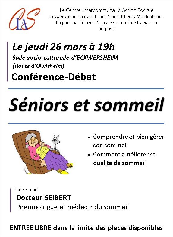 Affiche Séniors et Sommeil [Lecture seule] - Word