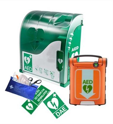 Pack défibrillateur - DEA Cardiac Science + Armoire et Accessoires - Mozilla Firefox