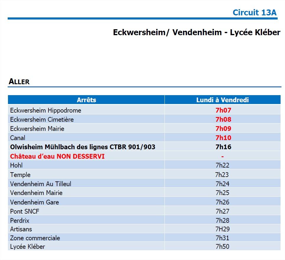 C13A   Eckw.Vendenheim - L. Kléber