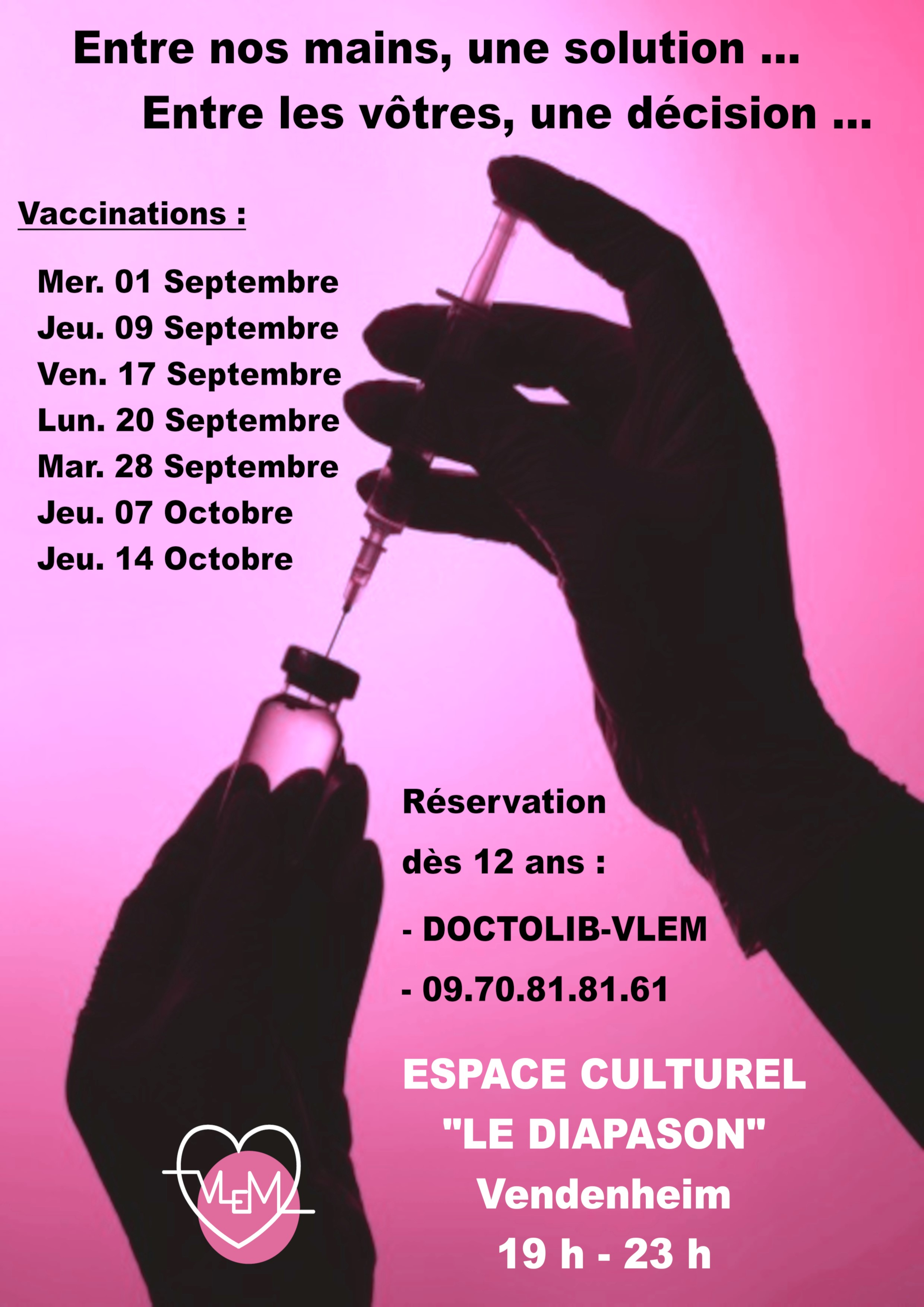 dates vaccinations